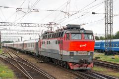 TschS4-474, TschS4, EN 23, Brest, Belarus, Bahnhof, 25.07.2013