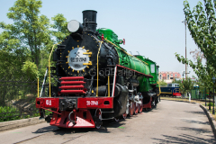 Usbekistan, Taschkent, FD-20-2849, Eisenbahnmuseum, 31.07.2013