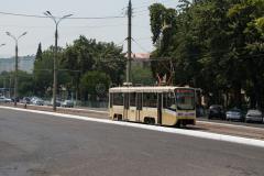 Usbekistan, Tw 3110, Taschkent, Straßenbahn, 31.07.2013