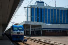 Zug 369, Usbekistan, Taschkent, OZ-Y0101, Hauptbahnhof, 31.07.2013