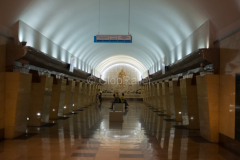 Metro, Kasachstan, Almaty, 02.08.2013