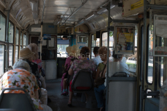 Tw 1970, Straßenbahn, Kasachstan, Almaty, 03.08.2013