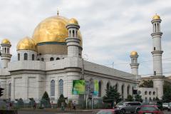 Moschee, Kasachstan, GOTTESHÄUSER, Almaty, 03.08.2013