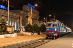 WL80-511, WL80, Kasachstan, D 14, Bahnhof 2, Bahnhof, Almaty, 04.08.2013