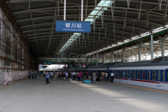 Yinchuan, T 178, China, Bahnhof, 07.08.2013