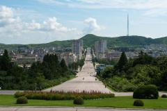 Nordkorea, Kaesong, 14.08.2013