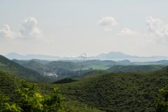Nordkorea, Landschaft, Küste, 14.08.2013