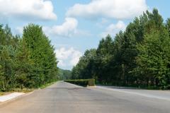 STRASSEN & WEGE & PLÄTZE, Nordkorea, Autobahn, 14.08.2013