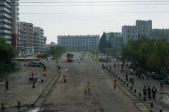 Sinuiju, Nordkorea, 17.08.2013