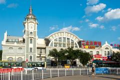 Peking, Eisenbahnmuseum, China, 18.08.2013