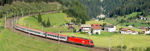 Mit der Sparschiene der Österreichischen Bundesbahn (ÖBB) günstig nach Österreich und auch wieder zurück!