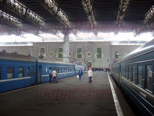 15.08.2004 - Auf dem Kasaner Bahnhof in Moskau