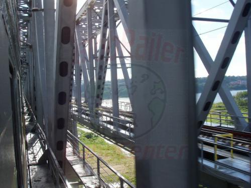 15.08.2004 - Brücke über die Oka bei Murom