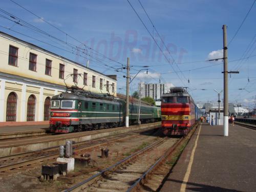 27.08.2004 - TschS 4 und TschS 2 in Wladimir