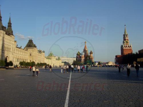 27.08.2004 - Roter platz Moskau