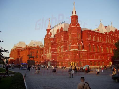 27.08.2004 - Historisches Museum im Abendlicht