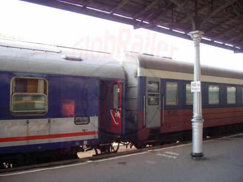 28.08.2004 - Normal- und Breitprofilschlafwagen