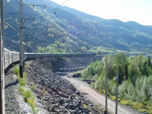 19.08.2004 - Durch die Bajkalberge