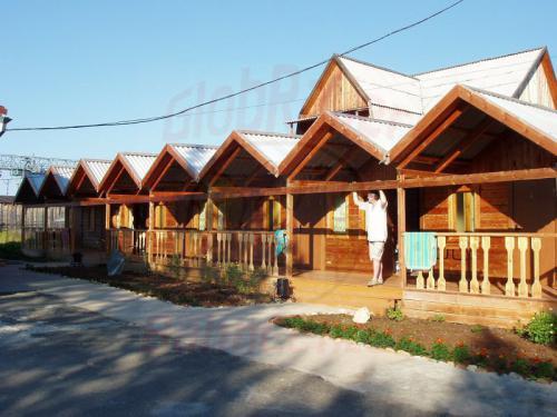 20.08.2004 - Blockhütten in Sewerobajkalsak