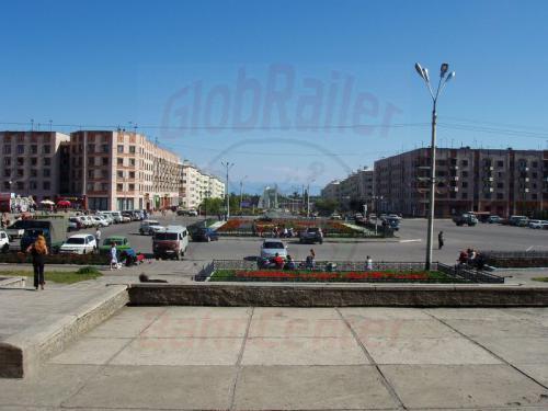 19.08.2004 - Hauptstrasse von Sewerobajkalsak
