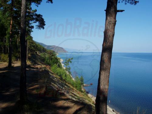 19.08.2004 - Am Ufer des Bajkal
