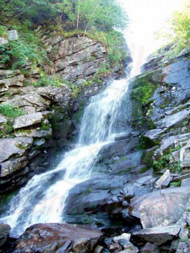 20.08.2004 - Am Wasserfall