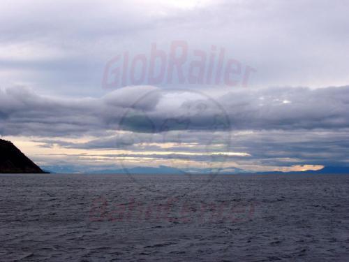 21.08.2004 - Bajkal in Richtung Nordost