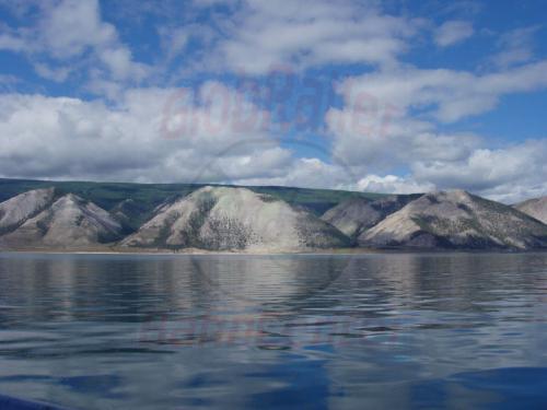 21.08.2004 - Auf dem Bajkal Richtung Süden