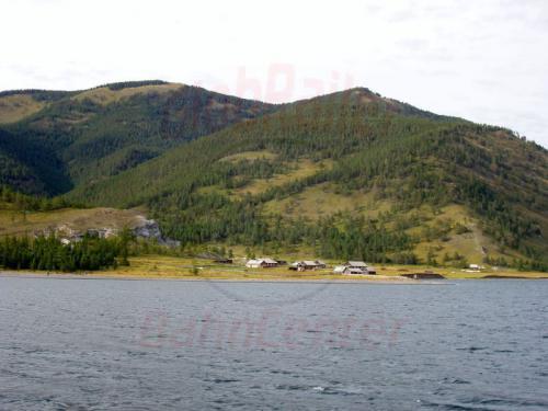 21.08.2004 - Siedung am Ufer