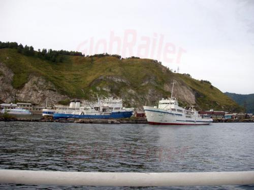 21.08.2004 - Hafen von Port Bajkal