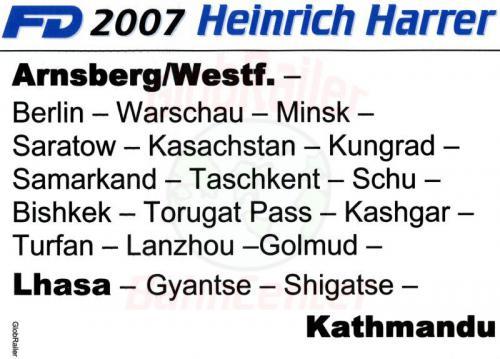 21.07.2007 - Zuglaufschild-FD 2007 Heinrich Harrer