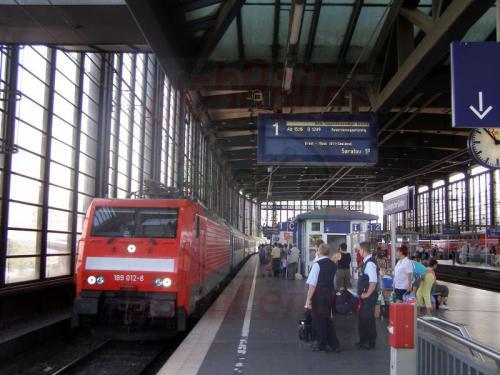 21.07.2007 - Berlin Zool Garten Bahnhof