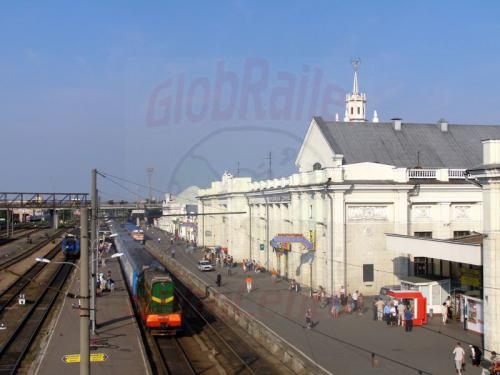 22.07.2007 - Brest Central Bahnhof