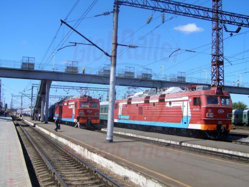 23.07.2007 - Riasan Bahnhof