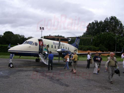 16.08.2007 - Kathmandu-Buddha Air