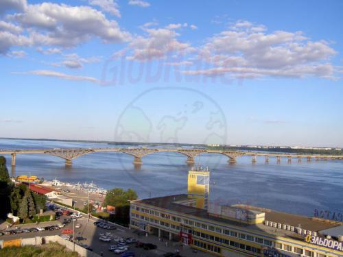 23.07.2007 - Saratov Wolgabrücke