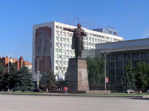 24.07.2007 - Saratov Lenindenkmal