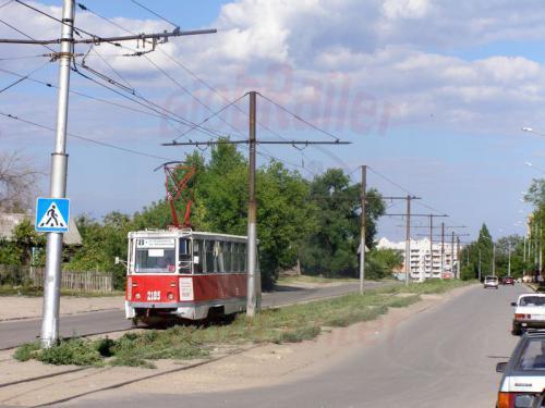 24.07.2007 - Saratov Strassenbahn
