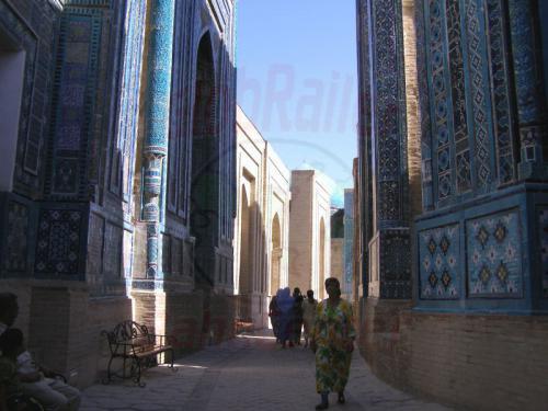 29.07.2007 - Samarkand - Schahi Sinda Ensemble
