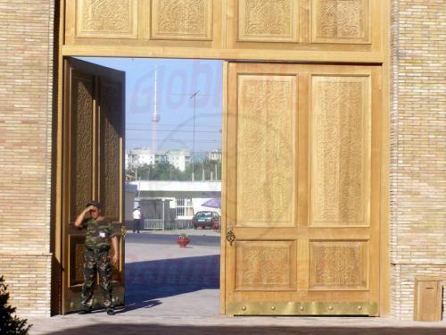 29.07.2007 - Taschkent - Fernsehturm