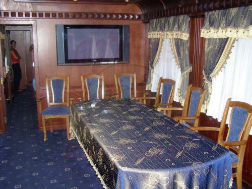 30.07.2007 - Taschkent - Salonwagen
