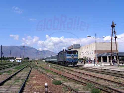 02.08.2007 - Rybatsche Bahnhof