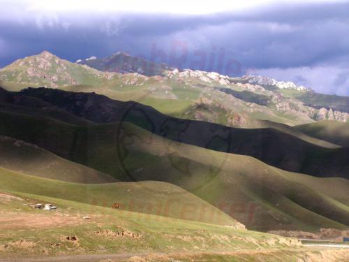02.08.2007 - Auf dem Dolon Pass 3035m