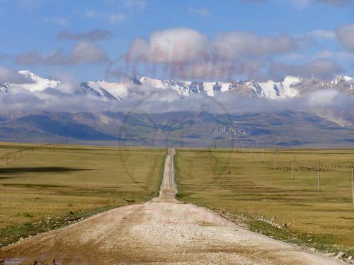 03.08.2007 - Zwischen Kara Suu und Ak-Bejit Pass