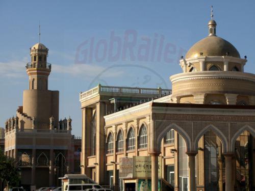 04.08.2007 - Kaschgar Id-Kah Moschee