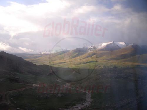 05.08.2007 - Tianshan Gebirge