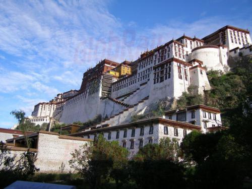 11.08.2007 - Lhasa-Potala Palast