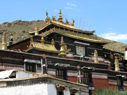 12.08.2007 - Shigatse-Tashilunpo Kloster