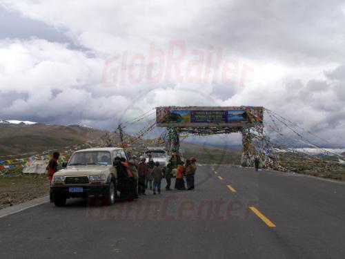13.08.2007 - Lhakpa La Pass in 5248m Höhe
