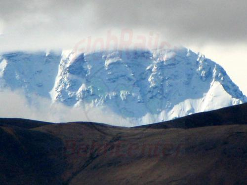 14.08.2007 - Mt Everest westlich von Tingri
